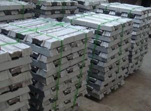Aluminum-Ingots